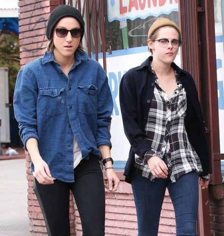 Nhin Kristen Stewart hien tai, ban co con nhan ra nang Bella cua Twilight ngay xua? - Anh 5
