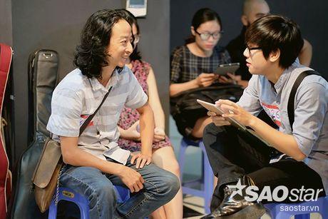 Tro cung My Tam - Van Anh tiet lo bi quyet chinh phuc giam khao trong ngay casting thu 2 Giong hat Viet - Anh 14