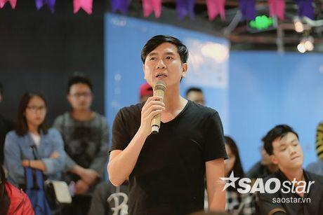 Tro cung My Tam - Van Anh tiet lo bi quyet chinh phuc giam khao trong ngay casting thu 2 Giong hat Viet - Anh 1