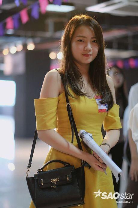 Tro cung My Tam - Van Anh tiet lo bi quyet chinh phuc giam khao trong ngay casting thu 2 Giong hat Viet - Anh 21