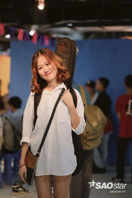Tro cung My Tam - Van Anh tiet lo bi quyet chinh phuc giam khao trong ngay casting thu 2 Giong hat Viet - Anh 22