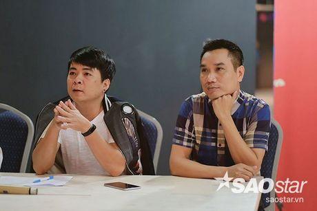 Tro cung My Tam - Van Anh tiet lo bi quyet chinh phuc giam khao trong ngay casting thu 2 Giong hat Viet - Anh 8