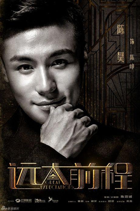 Khong con la 'Du Hoai' ngay tho, Luu Hao Nhien tram mac trong phim moi - Anh 10