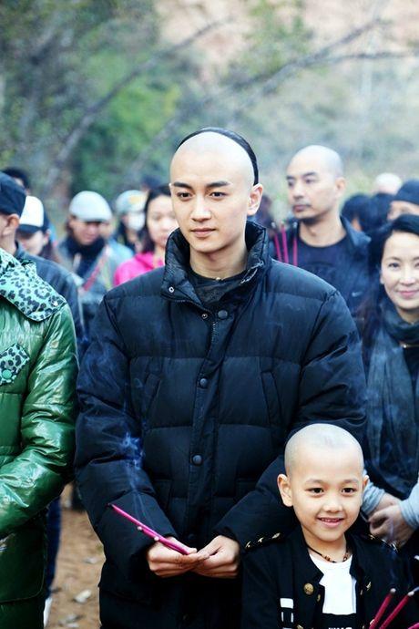 Khong con la 'Du Hoai' ngay tho, Luu Hao Nhien tram mac trong phim moi - Anh 11