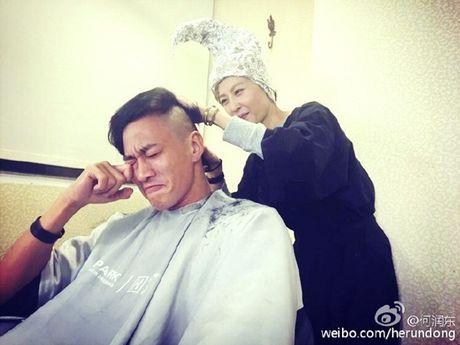 Khong con la 'Du Hoai' ngay tho, Luu Hao Nhien tram mac trong phim moi - Anh 12