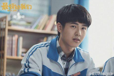 Khong con la 'Du Hoai' ngay tho, Luu Hao Nhien tram mac trong phim moi - Anh 1