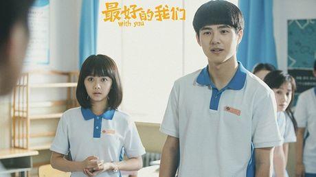 Khong con la 'Du Hoai' ngay tho, Luu Hao Nhien tram mac trong phim moi - Anh 2