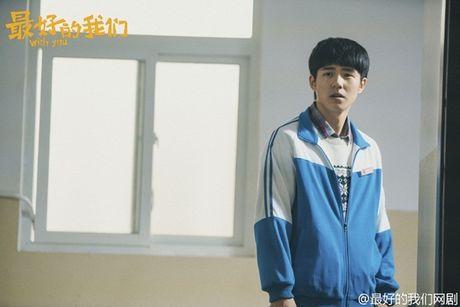 Khong con la 'Du Hoai' ngay tho, Luu Hao Nhien tram mac trong phim moi - Anh 4