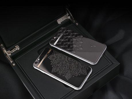 Chiem nguong iPhone 7 dep lap lanh kim cuong kho cuong - Anh 2