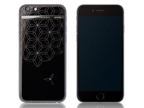 Chiem nguong iPhone 7 dep lap lanh kim cuong kho cuong - Anh 4