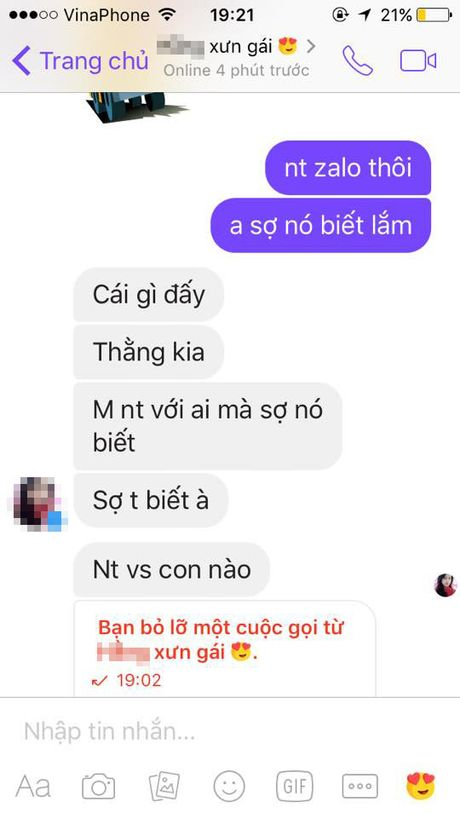 Nhan tin cho nguoi yeu theo mau 'Em so no biet lam!' di, tro nay dang hot nhat Facebook day! - Anh 10