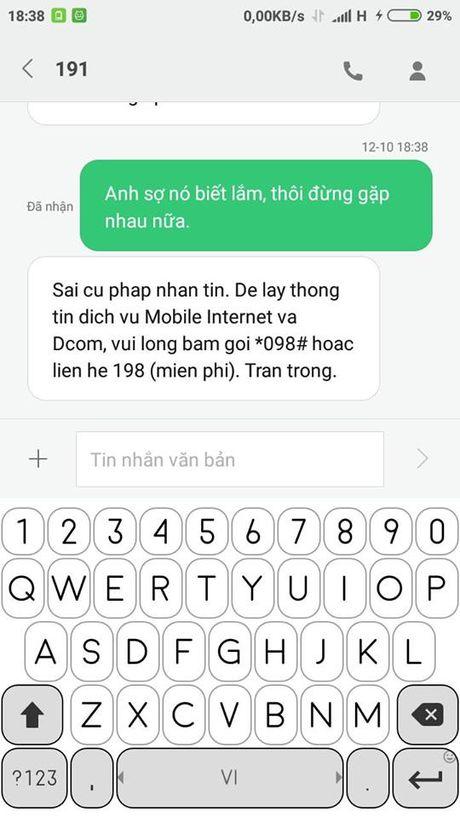 Nhan tin cho nguoi yeu theo mau 'Em so no biet lam!' di, tro nay dang hot nhat Facebook day! - Anh 11