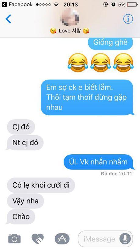 Nhan tin cho nguoi yeu theo mau 'Em so no biet lam!' di, tro nay dang hot nhat Facebook day! - Anh 2
