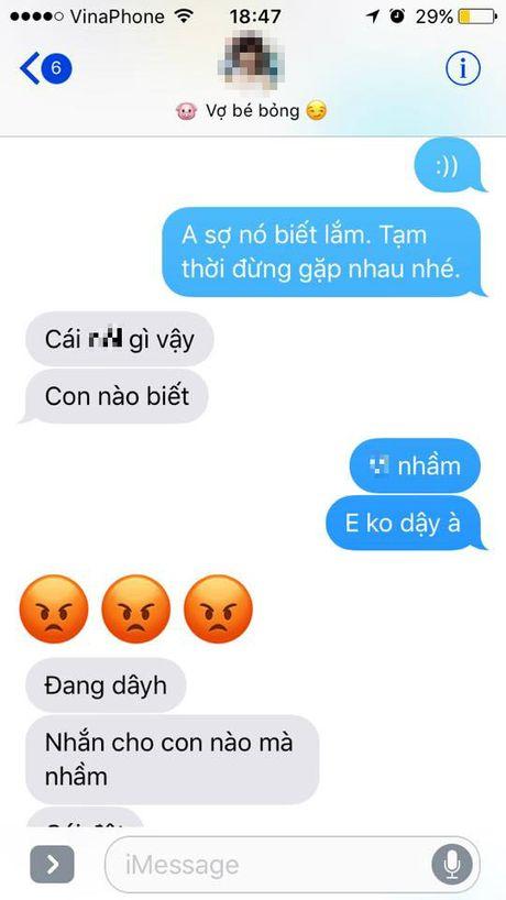 Nhan tin cho nguoi yeu theo mau 'Em so no biet lam!' di, tro nay dang hot nhat Facebook day! - Anh 5