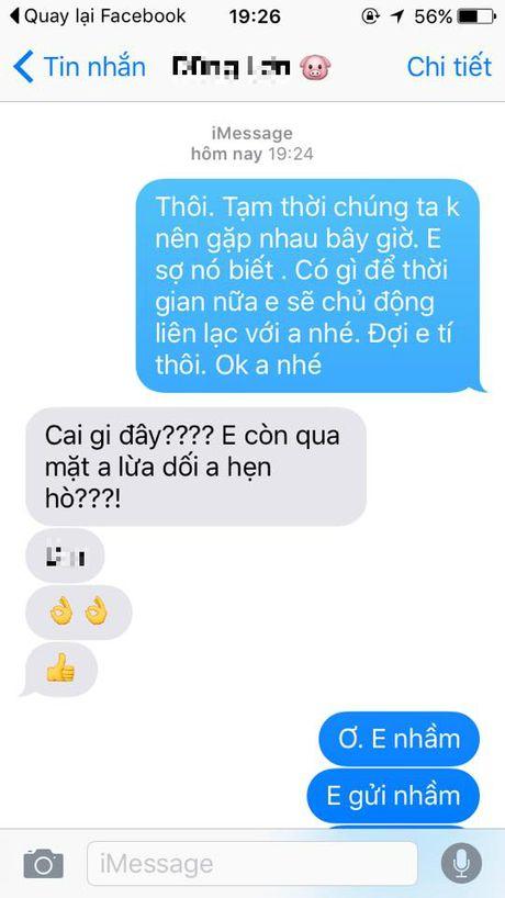 Nhan tin cho nguoi yeu theo mau 'Em so no biet lam!' di, tro nay dang hot nhat Facebook day! - Anh 8