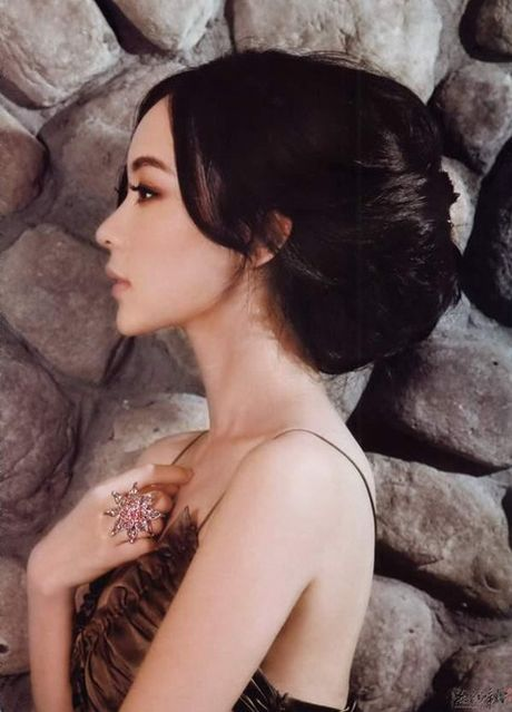 18 my nhan Hoa ngu khi chup goc nghieng: Nguoi dep nghieng nuoc nghieng thanh, ke lo dau hieu dao keo - Anh 19