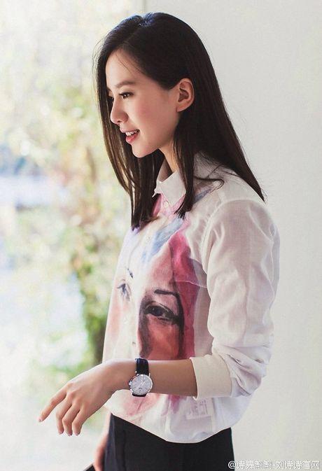 18 my nhan Hoa ngu khi chup goc nghieng: Nguoi dep nghieng nuoc nghieng thanh, ke lo dau hieu dao keo - Anh 27