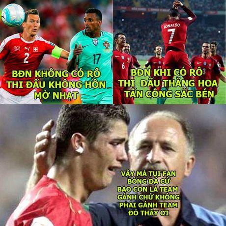 Anh che: Thai Lan thua tan nat, HLV Huu Thang ru Kiatisak ve da 'ao lang' - Anh 11