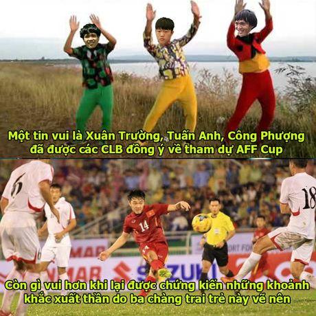 Anh che: Thai Lan thua tan nat, HLV Huu Thang ru Kiatisak ve da 'ao lang' - Anh 2