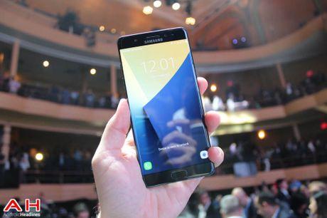Galaxy Note 7 chinh thuc bi trieu hoi lan 2 tai My - Anh 1