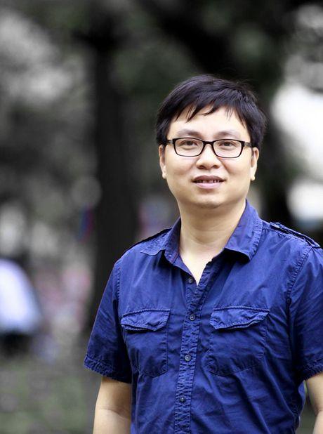 Nguyen Dinh Tu 'nuoi' doc gia bang cach viet cho thieu nhi - Anh 1