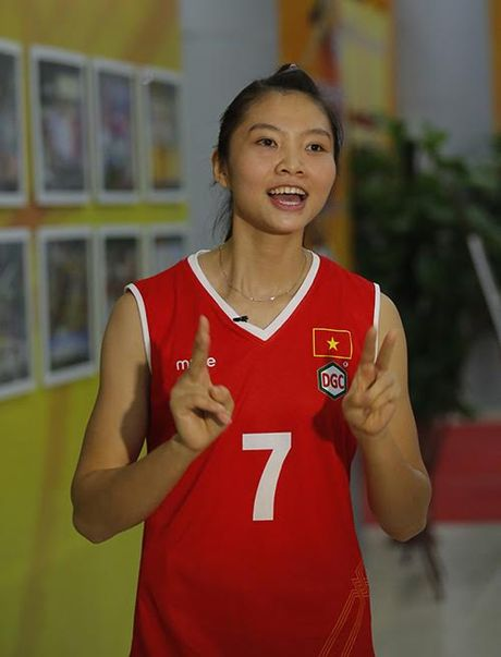 Nhan sac chan dai bong chuyen Viet 'an dut' VDV Thai Lan, TQ - Anh 9