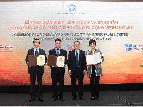 Vietnamobile dat dich phu song 3G toi 90% dan so vao cuoi nam 2017 - Anh 1