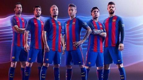 Barcelona kiem tien nhieu nhat, lat do su thong tri keo dai 11 nam cua Real Madrid - Anh 1