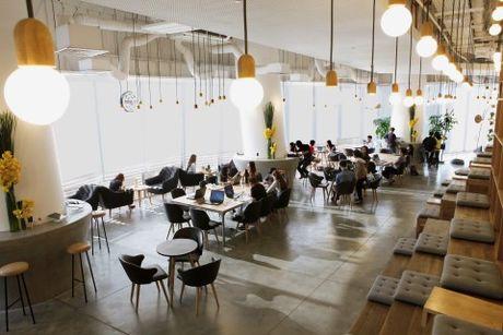 Trải nghiệm mô hình văn phòng dịch vụ – làm việc tích hợp
