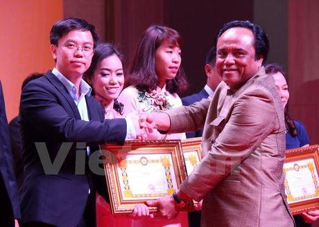 Hoi doanh nghiep Viet Nam tai Lao: Cau noi giao thuong hieu qua - Anh 1