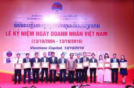 Hoi doanh nghiep Viet Nam tai Lao: Cau noi giao thuong hieu qua - Anh 2