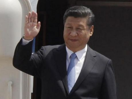 Chu tich Trung Quoc lan dau tham Bangladesh trong 30 nam - Anh 1