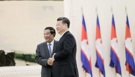 Tap Can Binh tham Campuchia: Nhung bang huu thuc thu trung thanh - Anh 1