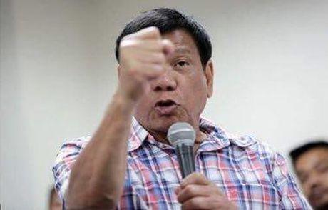 Tham Trung Quoc, thuoc thu cua Duterte - Anh 1