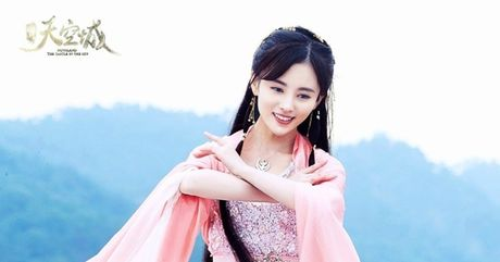My nu thay the Angelababy trong show thuc te an khach la ai? - Anh 5