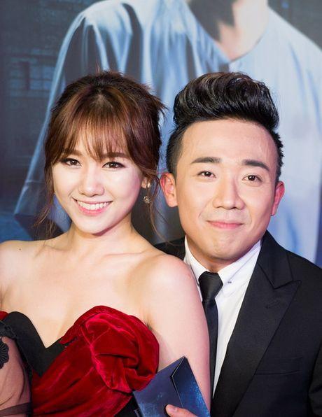 Cap doi Tran Thanh Hari Won: 'Gap nhau la say' hay gap nhau la...den - Anh 1