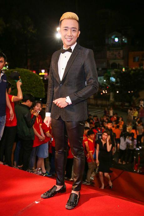 Cap doi Tran Thanh Hari Won: 'Gap nhau la say' hay gap nhau la...den - Anh 2
