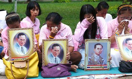 Thai Lan se ra sao sau khi vi vua 'thanh song' bang ha? - Anh 1