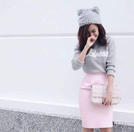 1 goc tu do hieu cua Hoang Thuy Linh cung lam fan soc - Anh 5