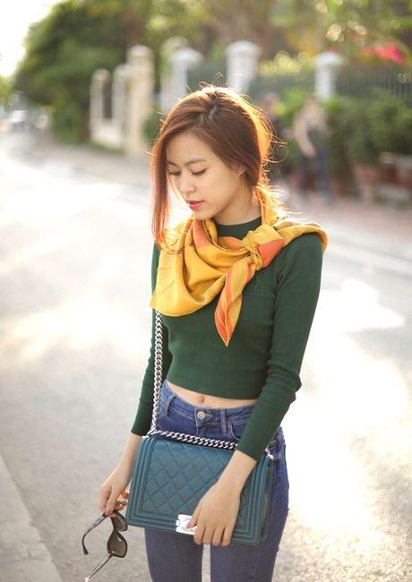 1 goc tu do hieu cua Hoang Thuy Linh cung lam fan soc - Anh 7