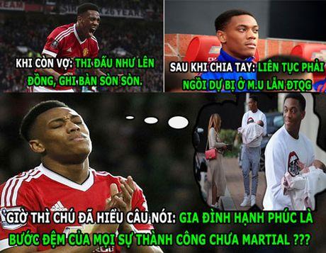 HAU TRUONG (14.10): Pogba chi gioi lam dep, Martial 'nho vo thuong con' - Anh 3