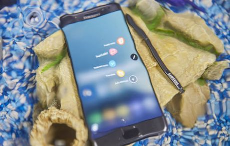 Danh sach 12 chuoi cua hang nhan thu hoi Galaxy Note7 - Anh 1