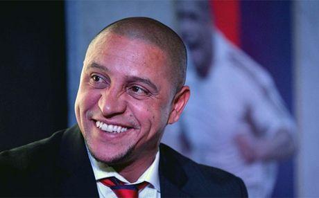 Roberto Carlos thua nhan 'khong co cua' dan dat Real Madrid - Anh 1