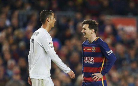 Diem tin toi 14/10: Messi va Ronaldo la nguoi ngoai hanh tinh, Wenger bi to that hua - Anh 1