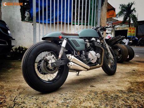 Honda CB750 do cafe racer 'sieu ngau' tai Sai Gon - Anh 5