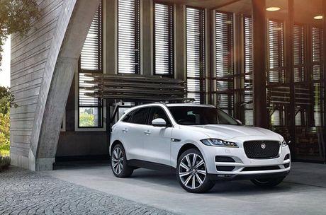 SUV hang sang F-Pace dau tien cua Jaguar 'cap ben' VN - Anh 1