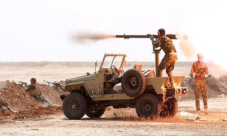 65.000 binh si Iraq chuan bi giai phong Mosul - Anh 1