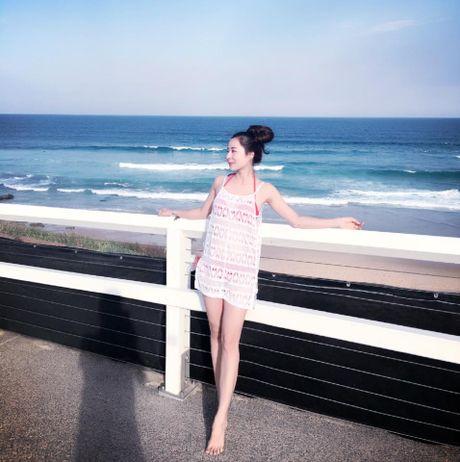 Me man nhan sac hot girl Ninh Binh 'chan dai met mot' - Anh 1