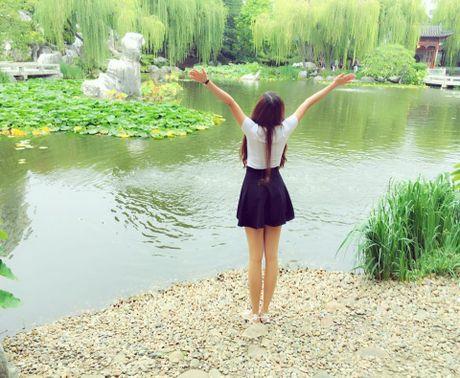 Me man nhan sac hot girl Ninh Binh 'chan dai met mot' - Anh 8