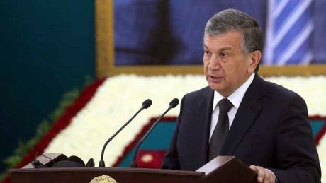 """Uzbekistan thoi ky """"hau Karimov"""" - Anh 1"""